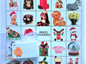 Bingos navideños