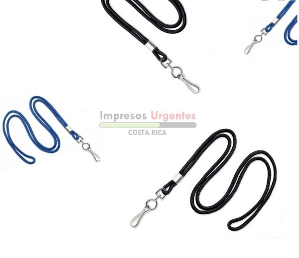 cordón para gafete