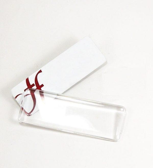 lente protector para placas de aluminio