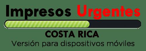 Impresos Urgentes Costa Rica